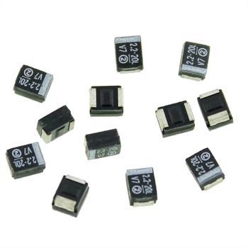 Tantal Kondensator SMD 2,2µF 20V 125°C ; Gr. B ; 293D225X9020B2TE3 ; 2,2uF