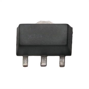 NPN MOS FET Transistor Vishay BSR41 SOT-89 (SMD) 1,35W 70V 1A