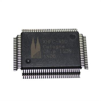 ISDN Chip IC Cologne Chip SHFC-4SU PQFP-100 (SMD)