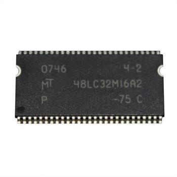 SDRAM memory 512MB MTLC32M16A2 [TSOP-54] ; Micron