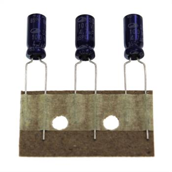 Elko Kondensator radial 4,7µF 100V 85°C ; SD2A475M05011PA180 ; 4,7uF
