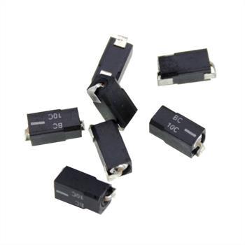 SMD Elko Kondensator 10µF 6,3V 85°C ; 222208523109 ; 10uF