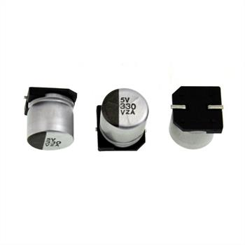 SMD-Elko 330µF 35V 105°C 10x10mm