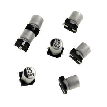 SMD Elko Kondensator 4,7µF 50V 85°C ; CA050M4R70REB4A ; 4,7uF