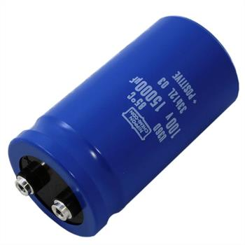 Screw Electrolytic Capacitor 15000µF 100V 85°C ; E36D101HPN153MC92U ; 15000uF