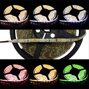 LED Strip 500cm 5m ; 12V Waterproof IP65 300LEDs