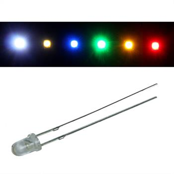 Superhelle LEDs 3mm