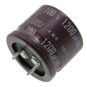 Snap-In Elko 1200µF 100V 105°C 30x25mm