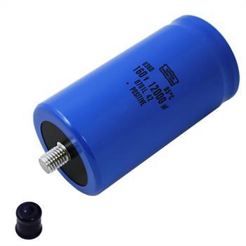 Schraub Elko Kondensator 12000µF 160V 85°C ; E36D161MLS123TDB7M ; 12000uF