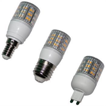 LED Lampe 3W E14 E27 G9 - 48LEDs ; LED Birne Leuchte Lamp Bulb
