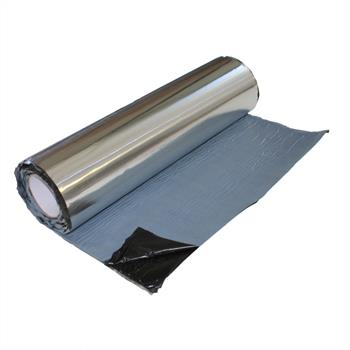 ALUBUTYL insulating mat 2m² 50x400cm - Anti-bass drumming mat / Car Audio