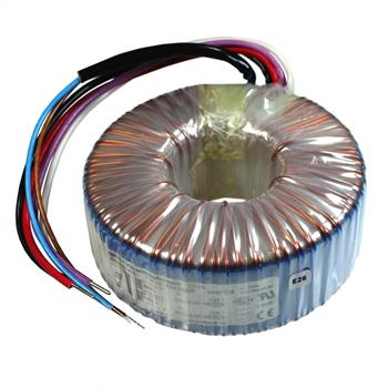 Ringkerntrafo 200VA 230V -> 2x115V 1x230V , Sedlbauer. RSO-826043