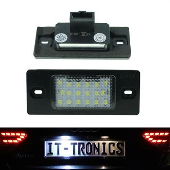 LED license plate light suitable for VW Tiguan, Touareg 1