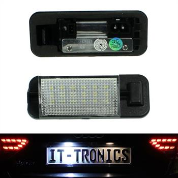 LED license plate light suitable for BMW 3er E36 - all models