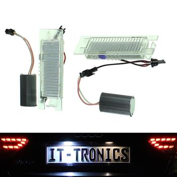 LED license plate light suitable for Alfa Romeo