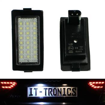 Kennzeichenbeleuchtung LED passend für BMW 7er E38 - all models