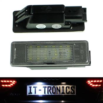 LED license plate light suitable for Citroen Berlingo