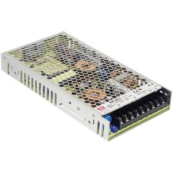 Schaltnetzteil / Netzteil 200W 15V 14,9A ; MeanWell, RSP-200-15