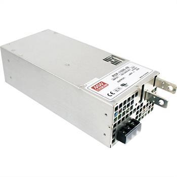 Schaltnetzteil / Netzteil 1500W 24V 63A ; MeanWell, RSP-1500-24