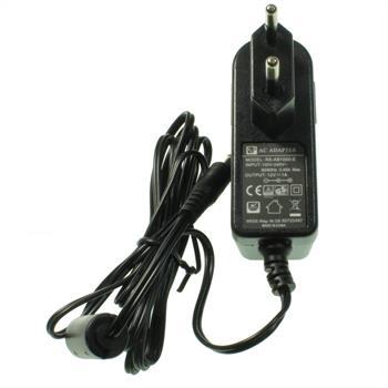 Steckernetzteil 12W 12V 1A ; EU-Plug 5,5/2,5mm ; Schaltnetzteil