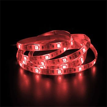 5m (500cm) RGBW 6000K LED Streifen Band Leiste 12V IP65 300LEDs 60LED/m SMD5050