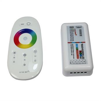 RGB+W RF Touch Controller #2 12-24V 24V