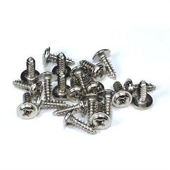 Screws for LED mounting clips 3x10mm cross recessed