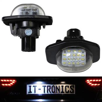 LED license plate light suitable for Toyota Auris, Corolla, Scion