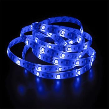 RGBW RGB+W 3000K LED Strip 500cm 5m ; 24V IP65 300LEDs 5050