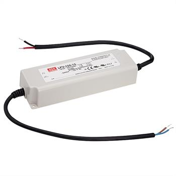 LED power supply 151W 24V 6,3A ; MeanWell, LPV-150-24 ; Switching power supply