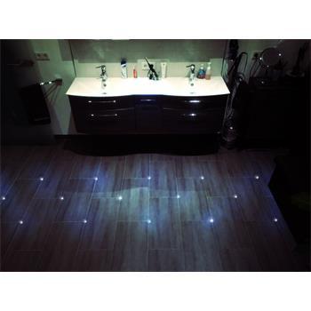 Fugenkreuz LED 5mm einfarbig ; Warm-Weiß 3000K + Kalt-Weiß 6000K