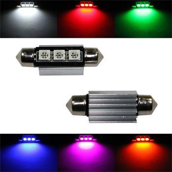 LED-Soffitte 39mm Canbus tauglich + Kühler