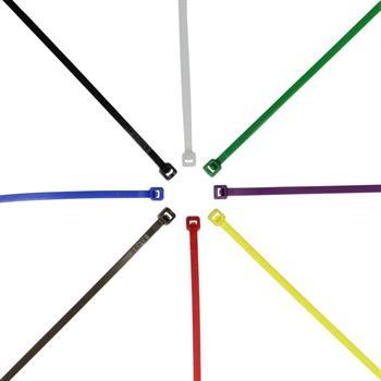 Standard Kabelbinder 100 x 2,5mm (VPE=100)