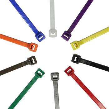100x Cable tie 140 x 3,6mm ; Industry quality