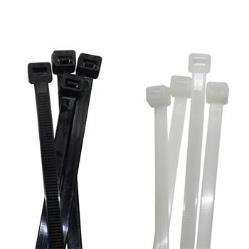 100x Kabelbinder 450 x 7,6mm ; Industriequalität