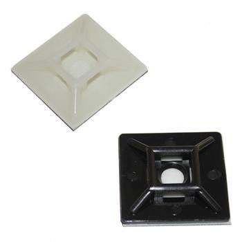 Klebesockel für KB 28x28mm (VPE=100)
