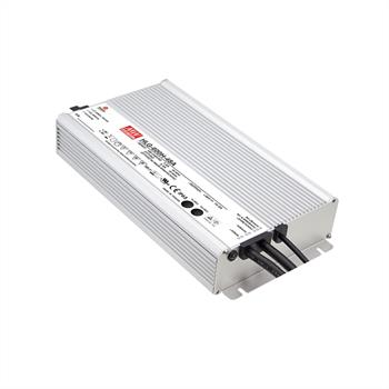 LED power supply 480W 12V 40A ; MeanWell HLG-600H-12A ; Switching power supply
