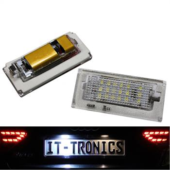 LED license plate light suitable for Mini Cooper R50 R52 R53