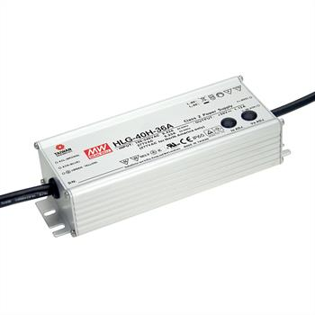 LED power supply 40W 12V 3,33A ; MeanWell HLG-40H-12A ; Switching power supply