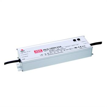 LED power supply 187W 48V 3,9A ; MeanWell HLG-185H-48A ; Switching power supply