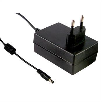Steckernetzteil 18W 12V 1,5A EU-Plug