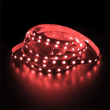 HIGH-POWER RGB LED Strip Light 500cm 5m ; 24V IP20 300LEDs 5050