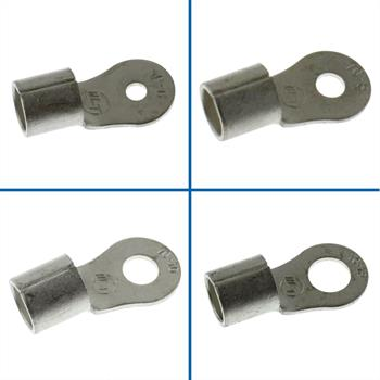 10x Crimp Terminal Uninsulated 70-95mm² ; Tube Lug