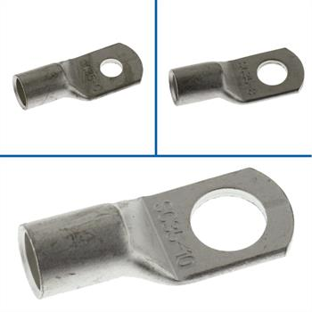 Tube Crimping Lug Uninsulated 35mm² ; Tube Terminal