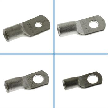 Tube Crimping Lug Uninsulated 50mm² ; Tube Terminal