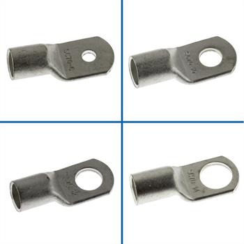 Tube Crimping Lug Uninsulated 70mm² ; Tube Terminal