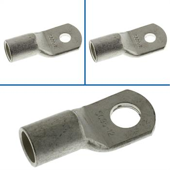 Tube Crimping Lug Uninsulated 95mm² ; Tube Terminal