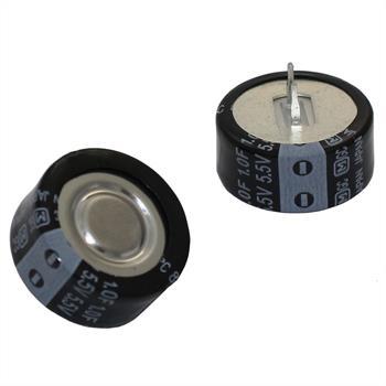 Goldcap Kondensator 1F 5,5V ; RM5 d20x9mm ; EECF5R5H105