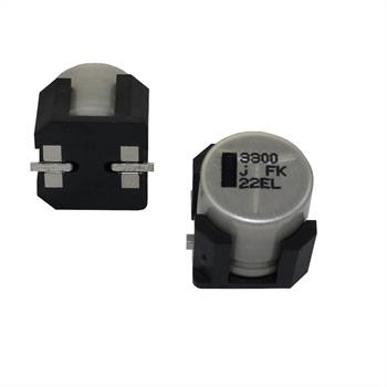 SMD Elko Kondensator 3300µF 6,3V 85°C ; EEVFK0J332V ; 3300uF