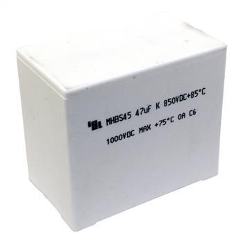 10x Nichicon uvr1h470m 47uf 47µf 20/% 50v Electrolytic capacitor condensador Elko